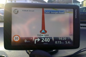 TomTom Start 60 SatNav