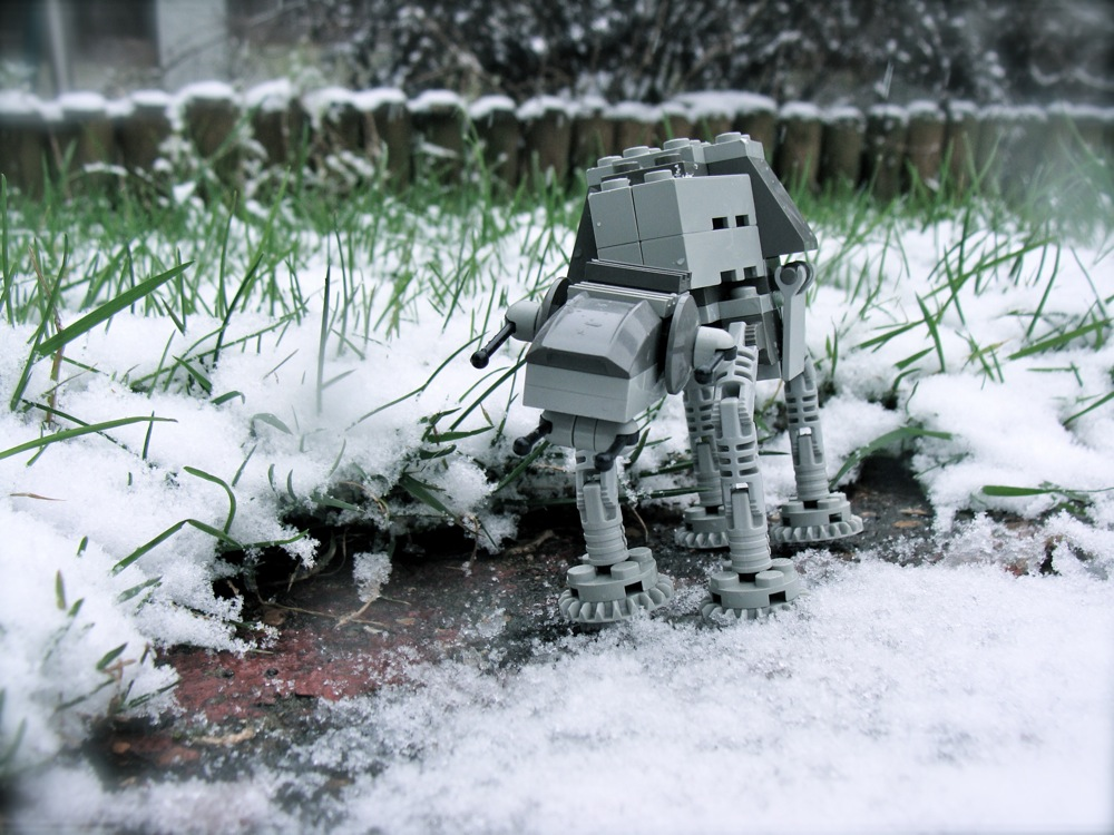 AT-AT Walker Snow