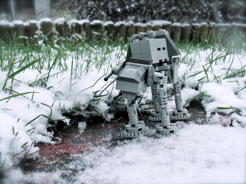 AT-AT Walker Snow